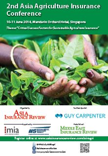 2nd Asia Agriculture Insurance Conference Brochure
