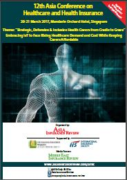 12th Asia Conference on Healthcare and Health Insurance Brochure