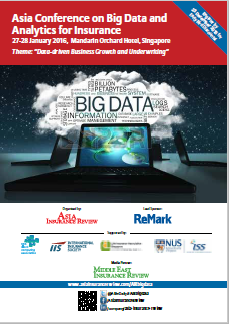 Asia Conference on Big Data and Analytics for Insurance Brochure