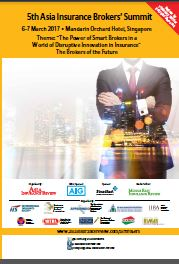5th Asia Insurance Brokers' Summit Brochure