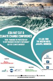 Asia Nat CAT & Climate Change Conference Brochure