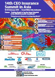 14th CEO Insurance Summit in Asia Brochure