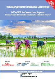 4th Asia Agriculture Insurance Conference Brochure