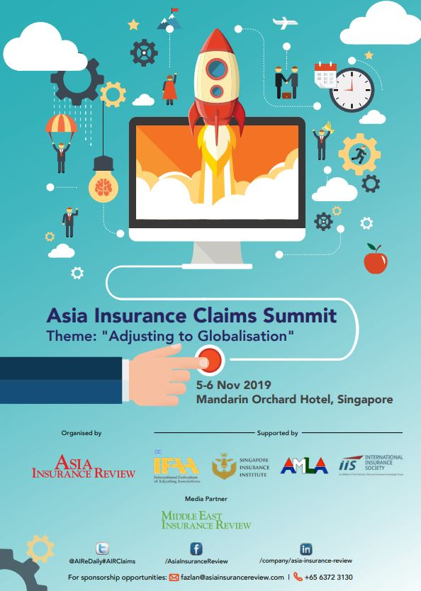 Asia Insurance Claims Summit Brochure