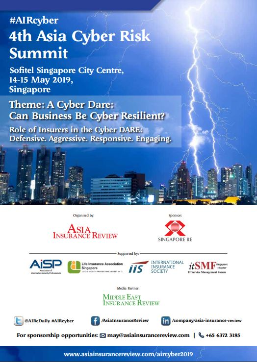 3rd Asia Cyber Risk Summit Brochure