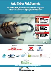 Asia Cyber Risk Summit Brochure