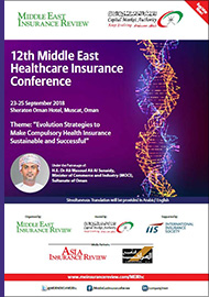 12th Middle East Healthcare Insurance Conference Brochure