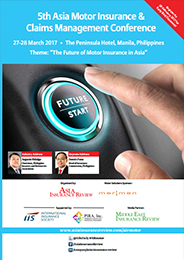 5th Asia Motor Insurance & Claims Management Conference Brochure
