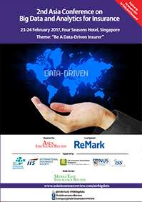 2nd Asia Conference on Big Data and Analytics for Insurance Brochure