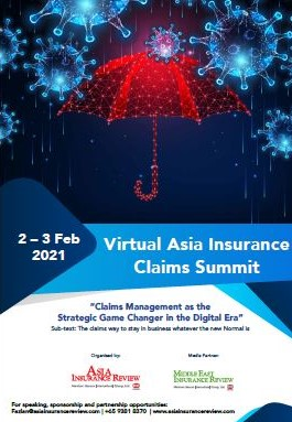 Virtual Asia Insurance Claims Summit Brochure
