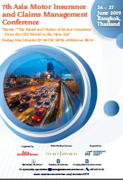 7th Asia Motor Insurance and Claims Management Conference Brochure