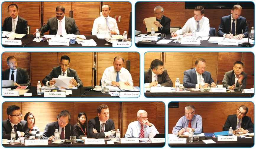 19th Asia Insurance Industry Awards Judges
