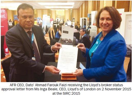 Malaysia's first home grown RI broker