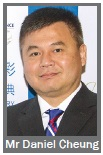 Mr Daniel Cheung, CEO of AXA Assistance China