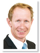 Mr Trygve Nøkleby, Managing Director of Gard (HK) Ltd