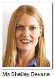 Ms Shelley Devane, Head of Crisis Management, Australia at XL Catlin