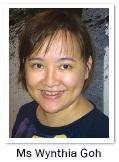 Ms Wynthia Goh, Digital Director, at Aviva Asia