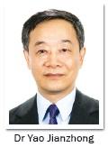 Dr Yao Jianzhong, Chief Representative of ACR