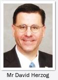 Mr David Herzog, CFO of AIG