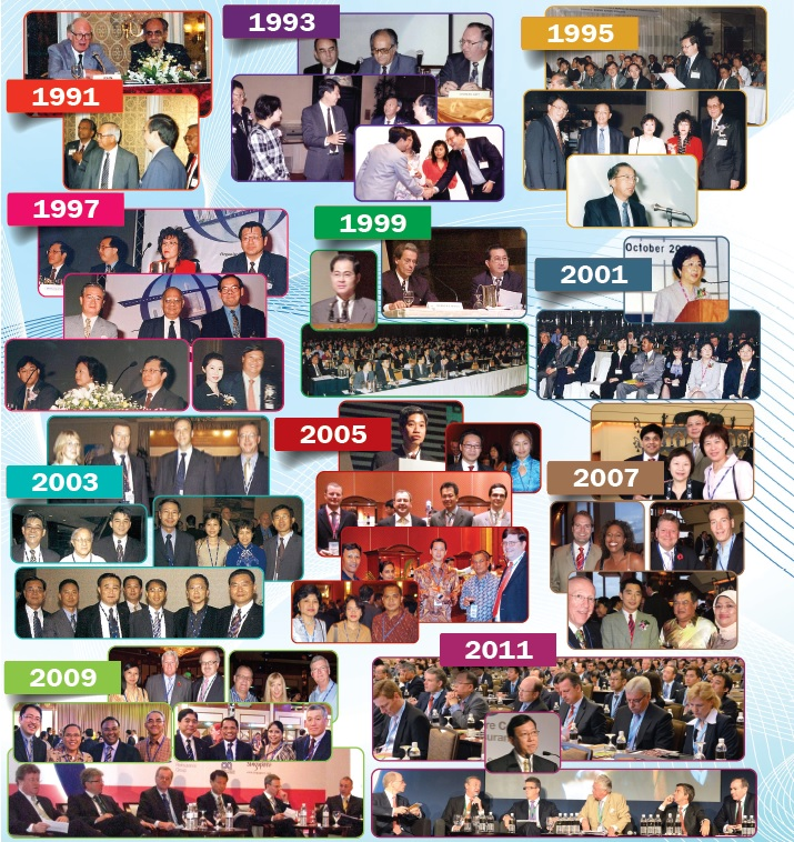 SIRC 1991 TO 2011