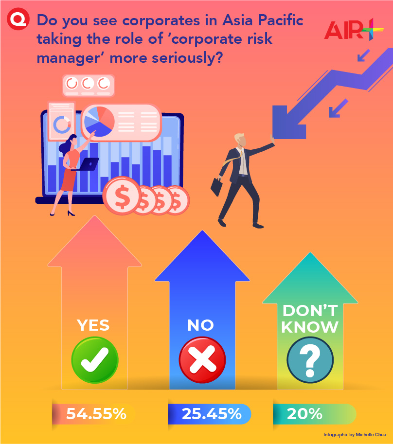 Corporate Risk manager role