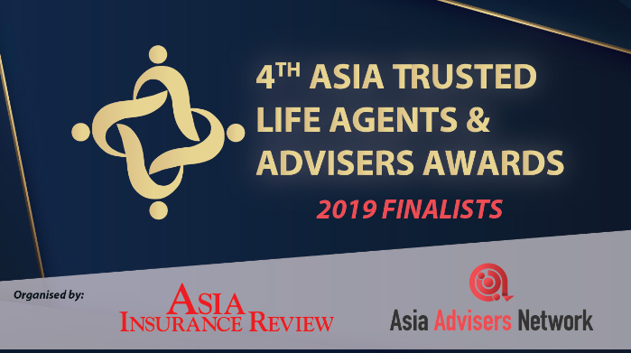 4th Asia Trusted Life Agents & Advisers Awards - 54 finalists from 12 markets named