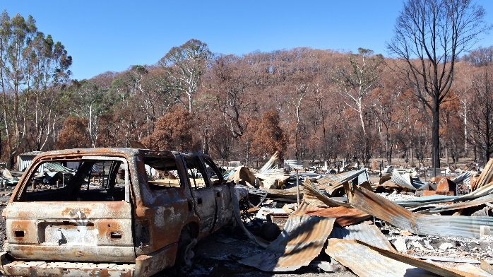 Australia: Insurance losses from bushfire crisis reach A$700m
