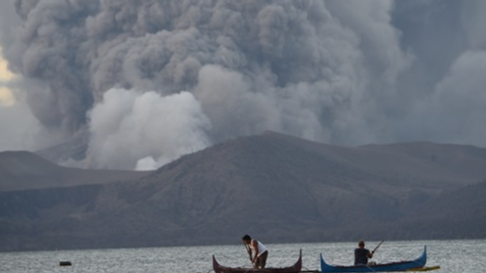Philippines remains wary of deadly Taal volcano eruption