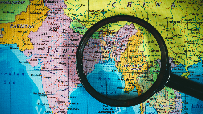 South Asia: GDP growth rate in 2019 falls, forecast to improve thereafter