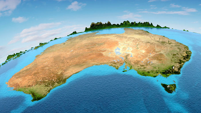 Australia: Population grows by 1.4%
