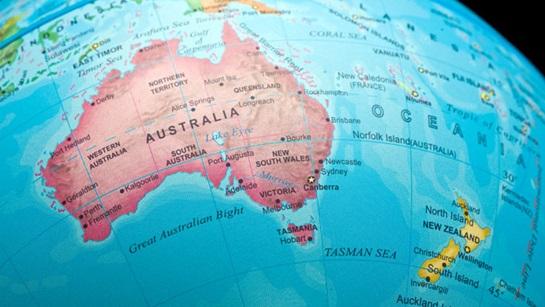 Map Of Australia Nz.Australia Nz Singapore Insurer Seeks Solutions With Insurtech
