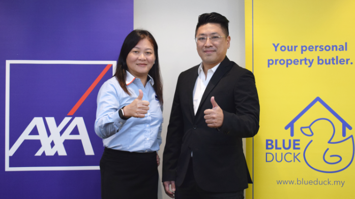 Malaysia: AXA-Blueduck partnership to safeguard property owners and tenants