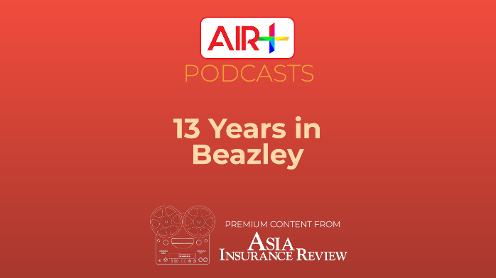 PODCAST: 13 years in Beazley