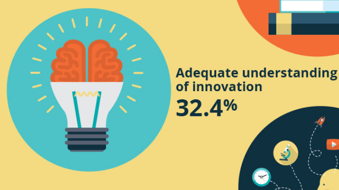 Which is the most important factor in implementing an innovation strategy in your organisation?