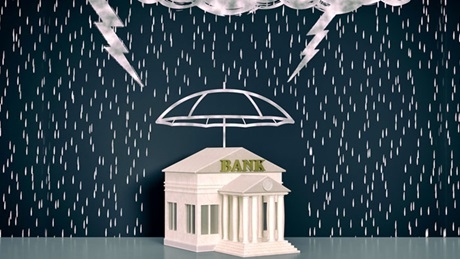 Magazine article aboutBanking-crisis-and-insurance-industry-view-from-India