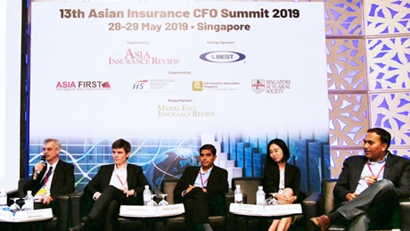 Magazine article aboutThe-biggest-issues-facing-insurance-CFOs-in-2019