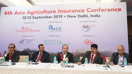 Magazine article aboutAgriculture-insurance-on-growth-trajectory-in-Asia