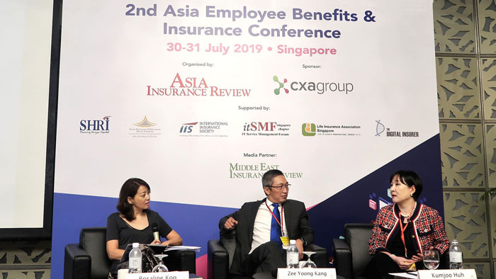 Working towards better benefits for employees - Insurance