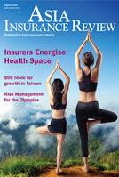 Asia Insurance Review In the August 2016 issue