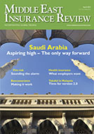 Middle Ease Insurance In the April 2015 issue