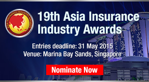 19th Asia Insurance Industry Awards 2015